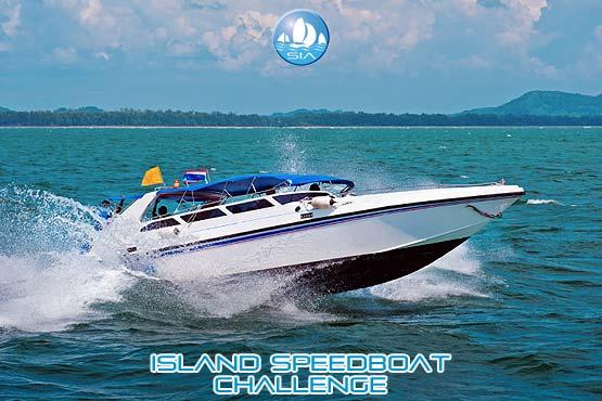 Island Speedboat Challenge